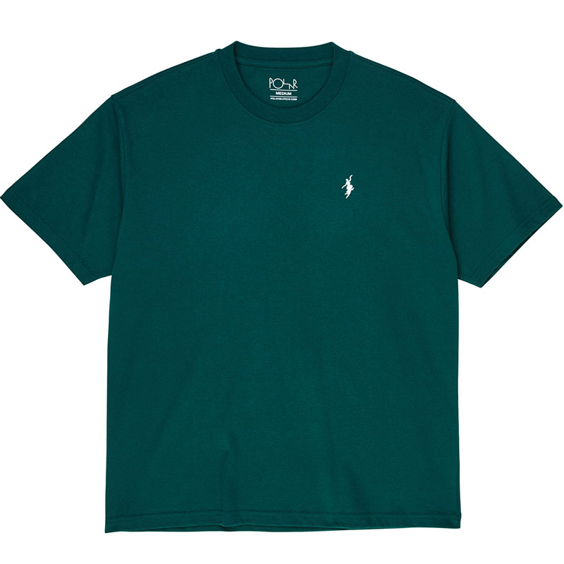 Polar No Comply T-Shirt Dark Green