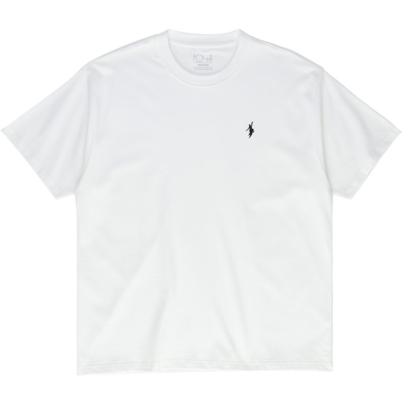 Polar No Comply T-Shirt White
