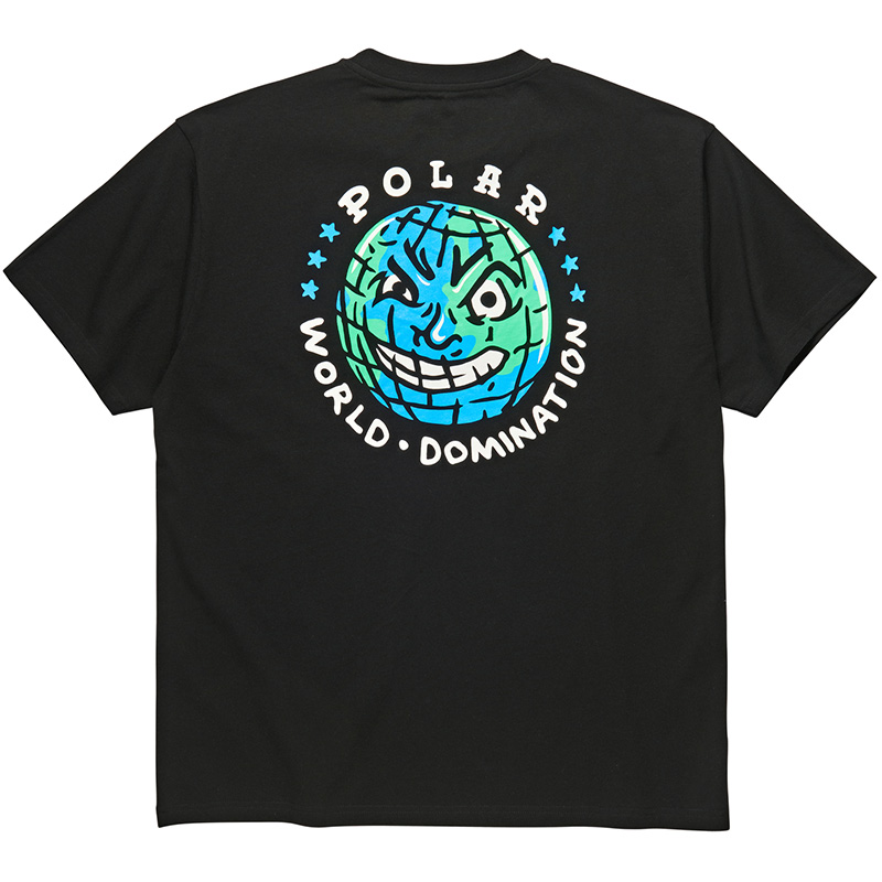 Polar P.W.D T-Shirt Black