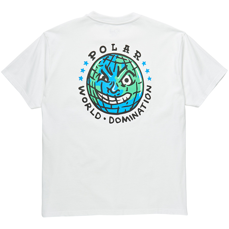 Polar P.W.D T-Shirt White