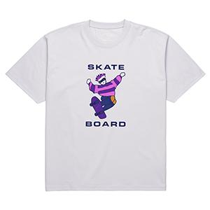 Polar Paul T-Shirt Xenon Blue