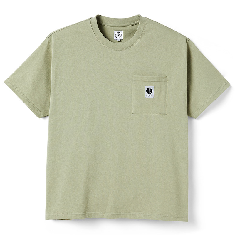 Polar Pocket T-Shirt Smoke
