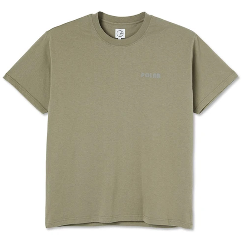 Polar Rio T-Shirt Warm Grey
