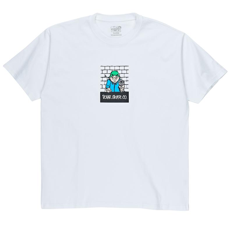 Polar Robbery T-Shirt White