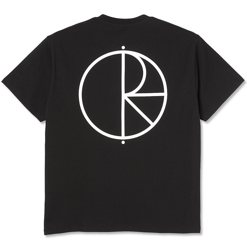 Polar Stroke Logo T-Shirt Black
