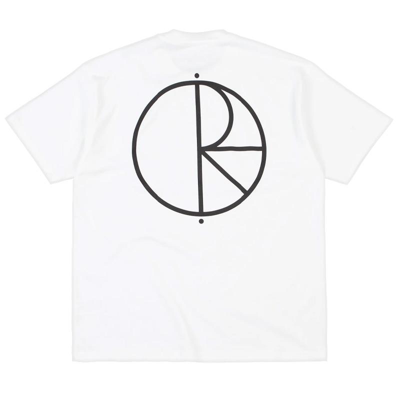 Polar Stroke Logo T-Shirt White