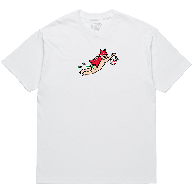 Polar Take Away T-Shirt White