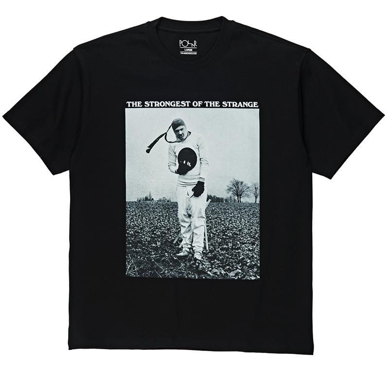 Polar The Strongest of the Strange T-Shirt Black