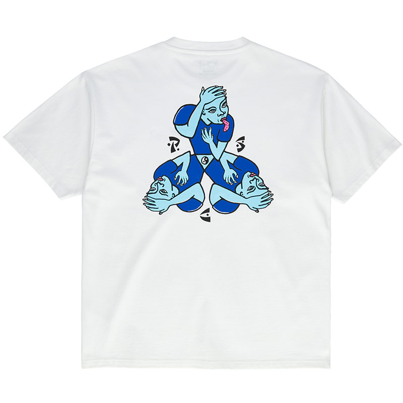 Polar Torso T-Shirt White