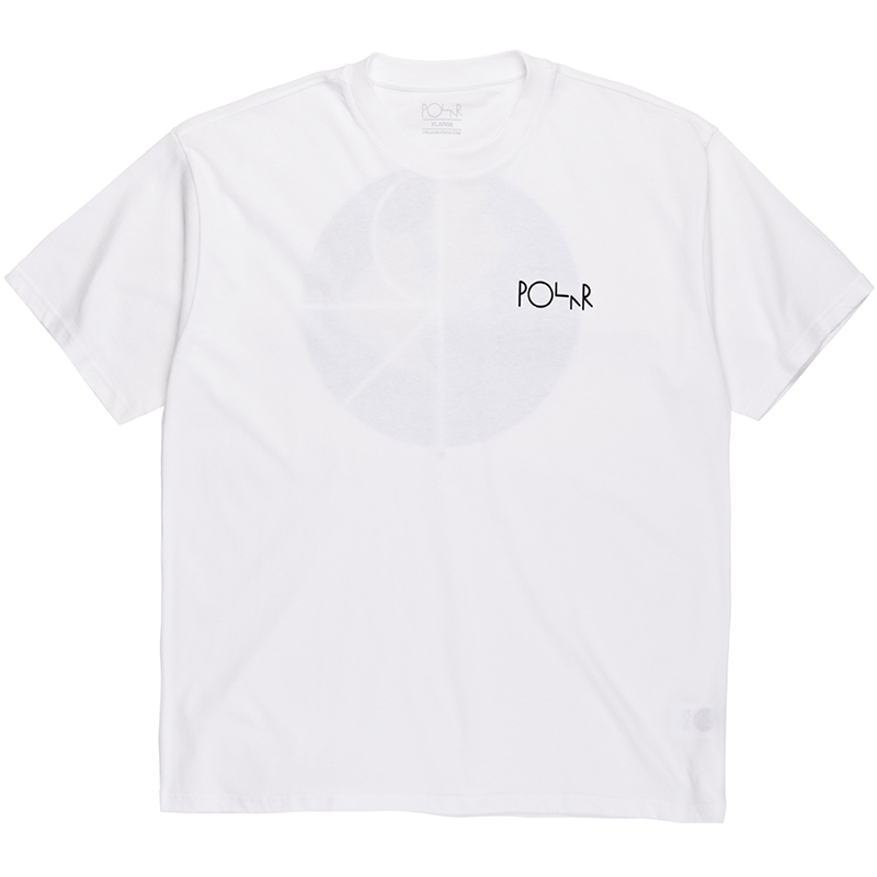 Polar Torsten Fill Logo T-Shirt White