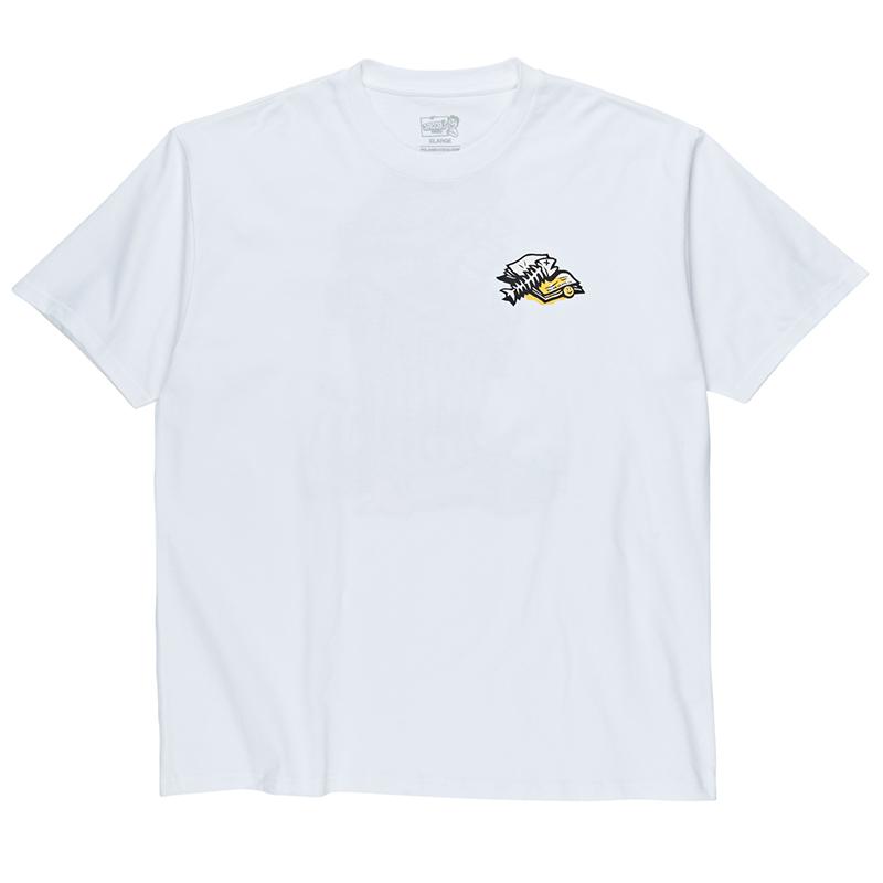 Polar Trashcan T-Shirt White