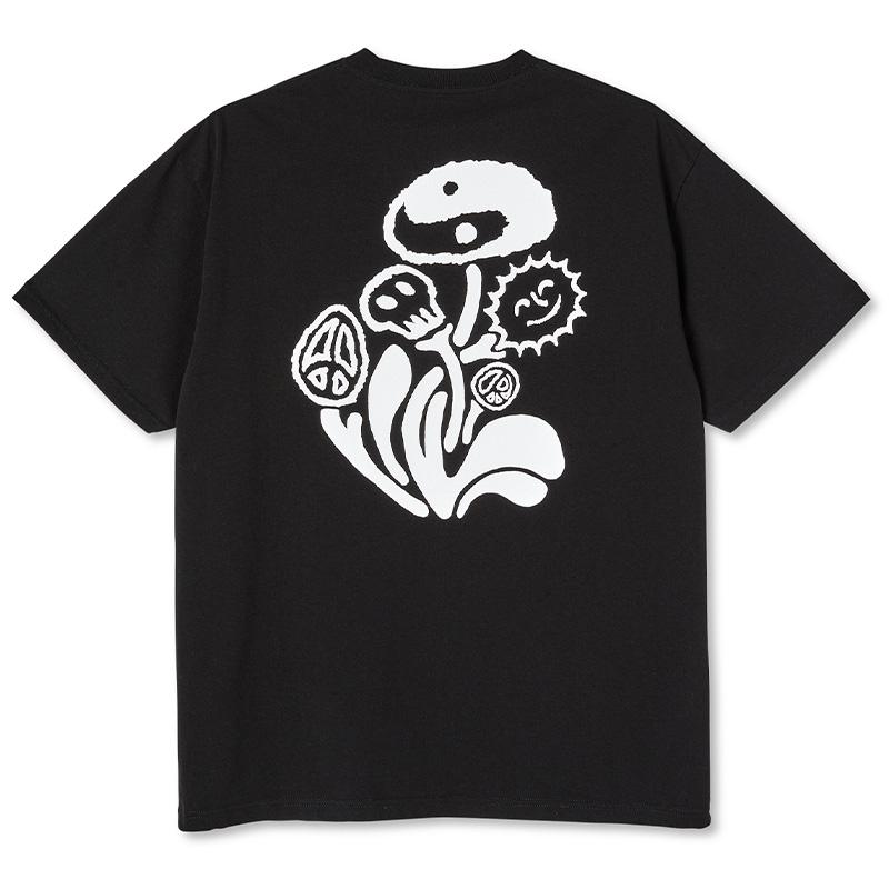 Polar Trippin' T-shirt Black