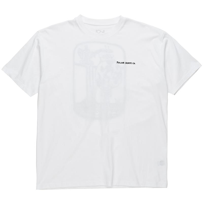 Polar World Ending T-Shirt White