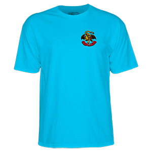 Powell Peralta Cab Classic Dragon II T-Shirt Turquoise
