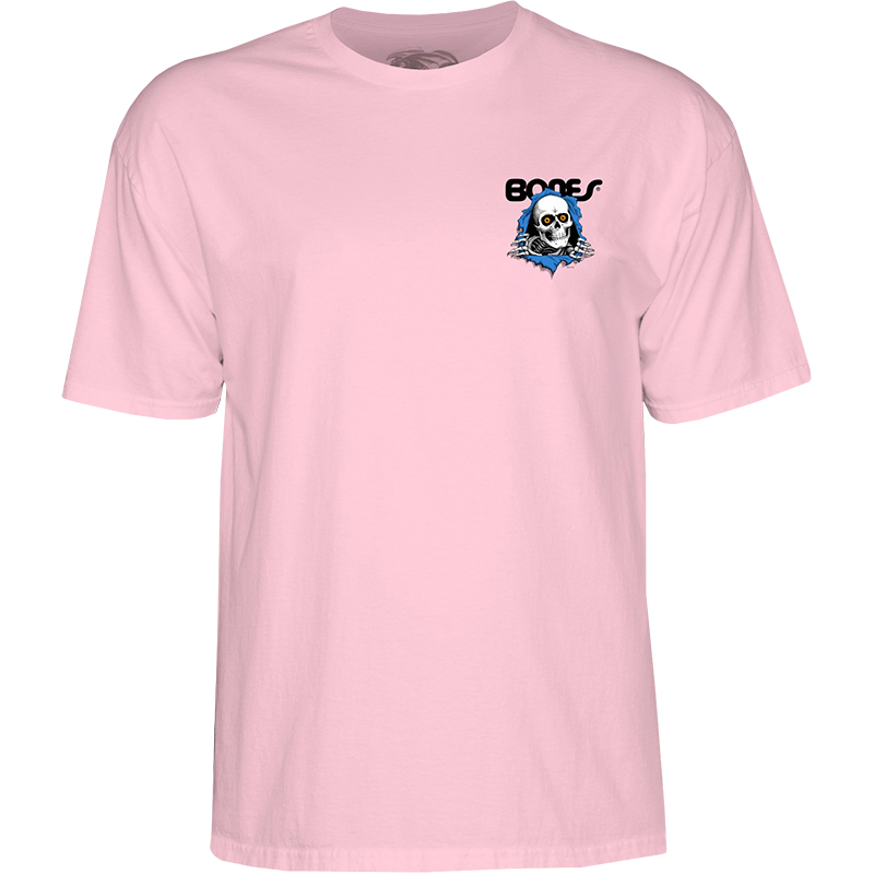 Powell Peralta Ripper T-Shirt Pink