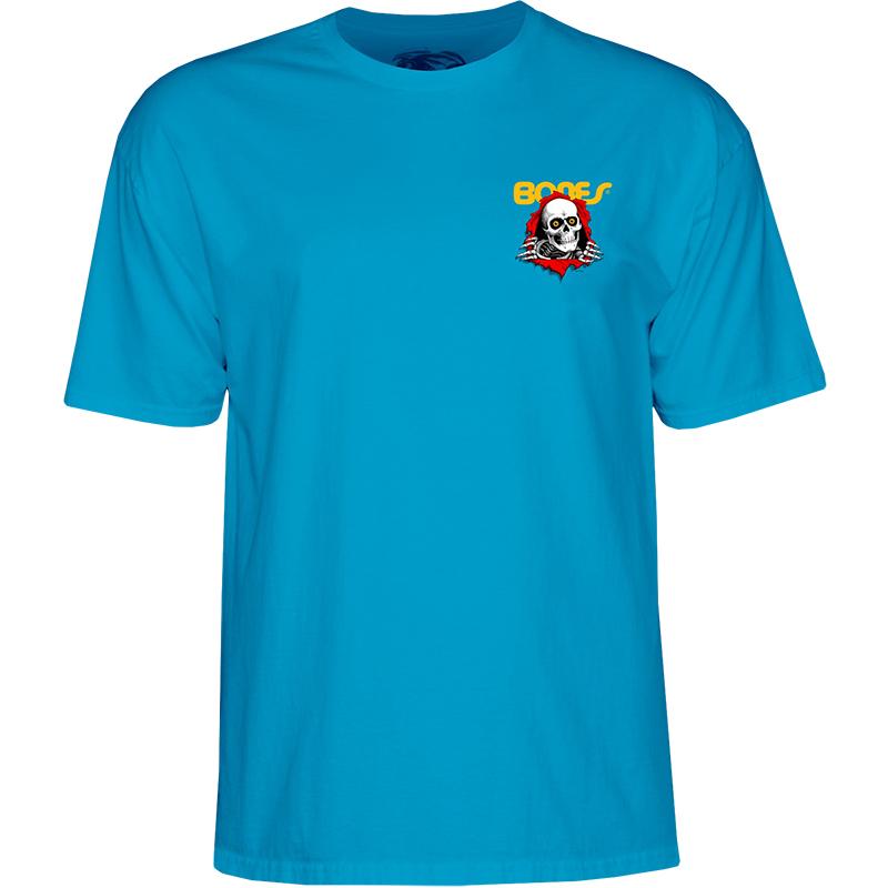 Powell Peralta Ripper T-Shirt Turqoise