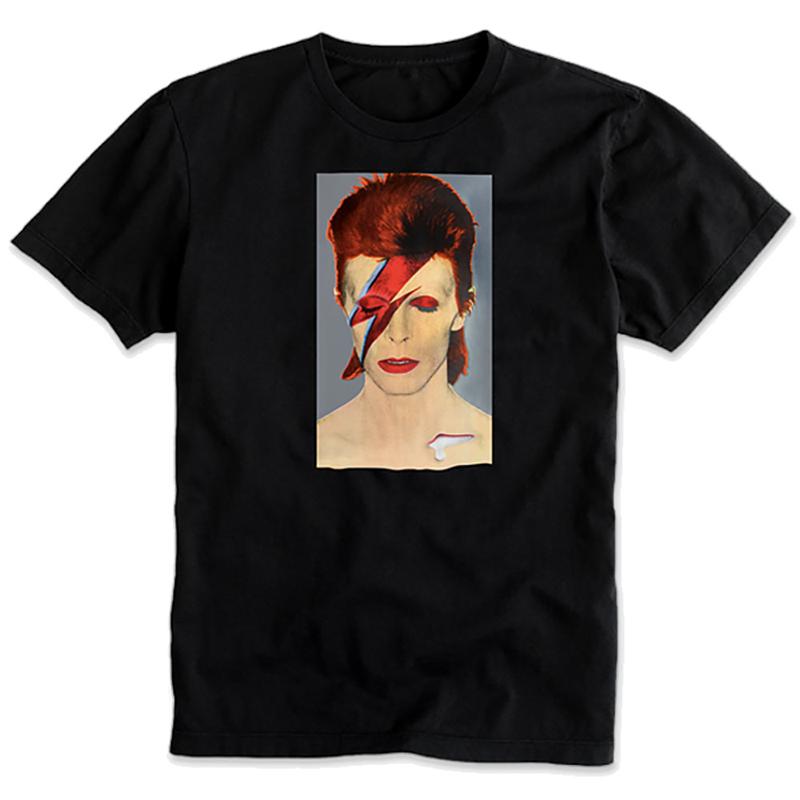 Prime Jason Lee Bowie T-Shirt Black