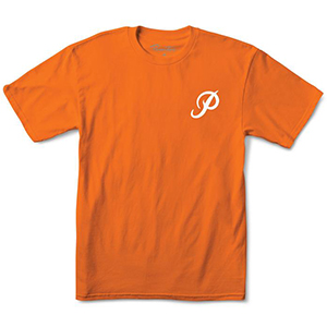 Primitive Classic P Core T-Shirt Orange
