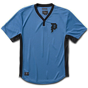 Primitive Dirty P Practice Jersey T-shirt Stone Blue