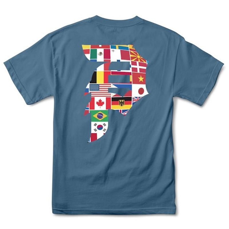 Primitive Dirty P Union T-Shirt Slate