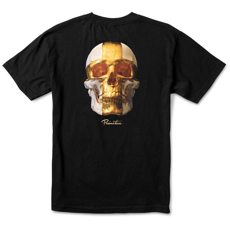 Primitive King T-Shirt Black