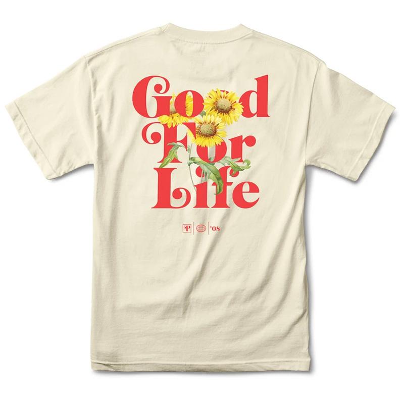 Primitive Natural T-Shirt Cream