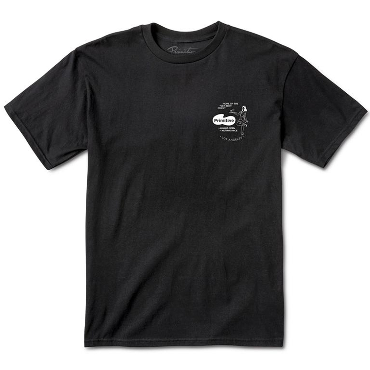 Primitive Norma's T-Shirt Black