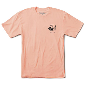 Primitive Norma's T-Shirt Salmon