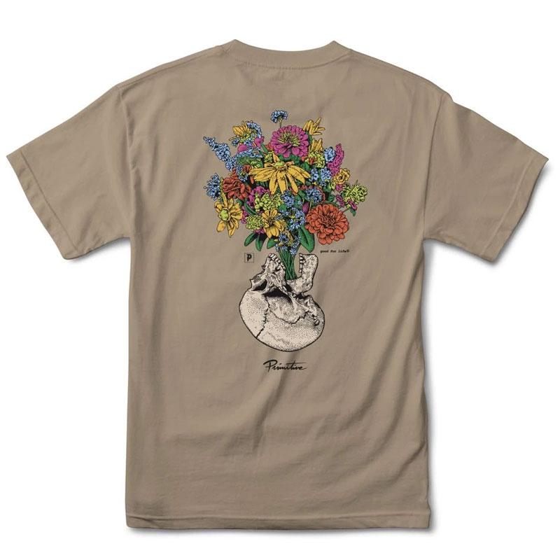 Primitive Revival T-Shirt Sand