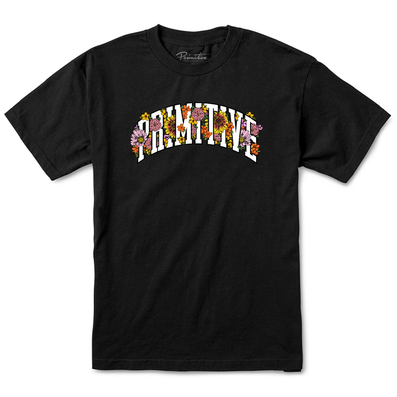 Primitive Tournament T-Shirt Black