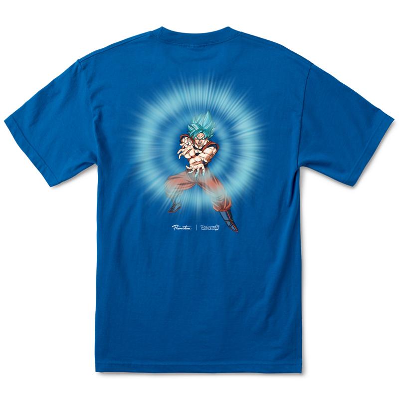 Primitive x DBS Energy YM T-Shirt Royal