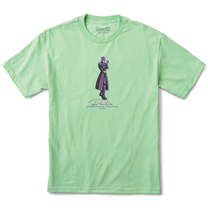 Primitive x DBS Hit T-Shirt Mint
