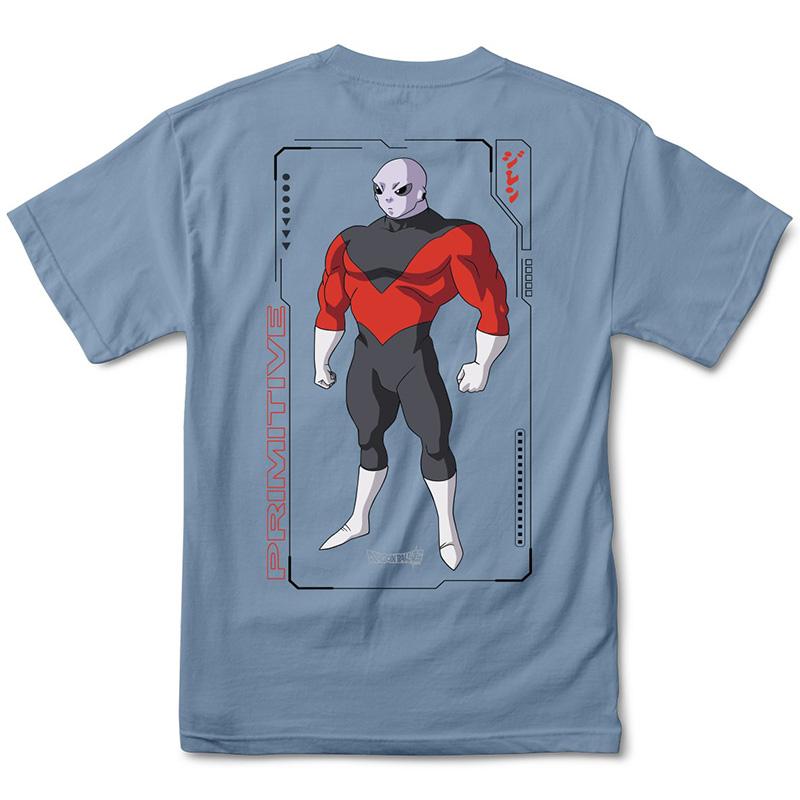 Primitive x DBS Jiren T-Shirt Slate