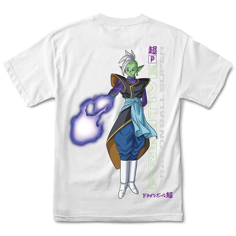 Primitive x DBS Zamasu T-Shirt White