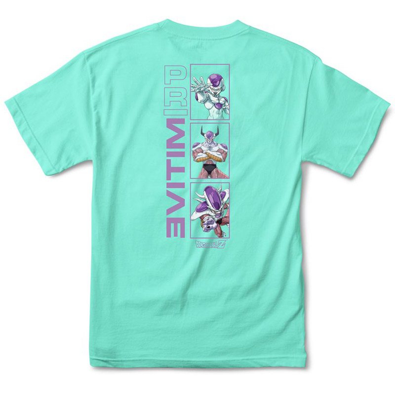 Primitive x DBZ Frieza Forms T-Shirt Celadon