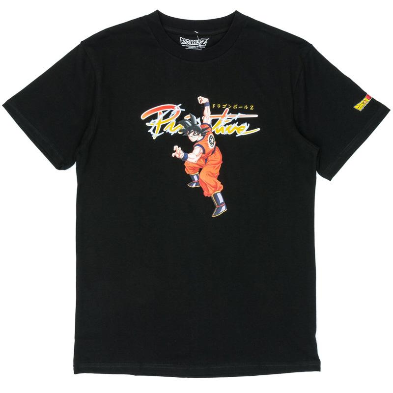 Primitive x DBZ Nuevo Goku T-Shirt Black