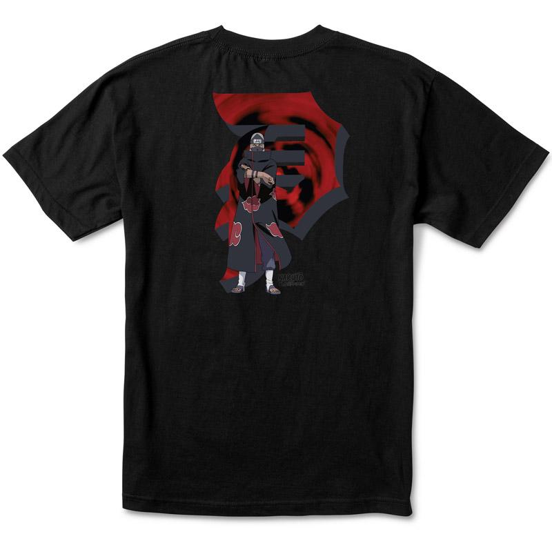 Primitive x Naruto Kazuku T-Shirt Black