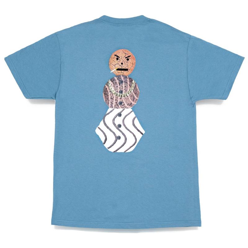 Quartersnacks Snackman T-Shirt Slate