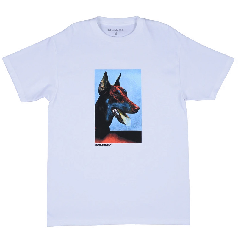 Quasi Pluto T-Shirt White