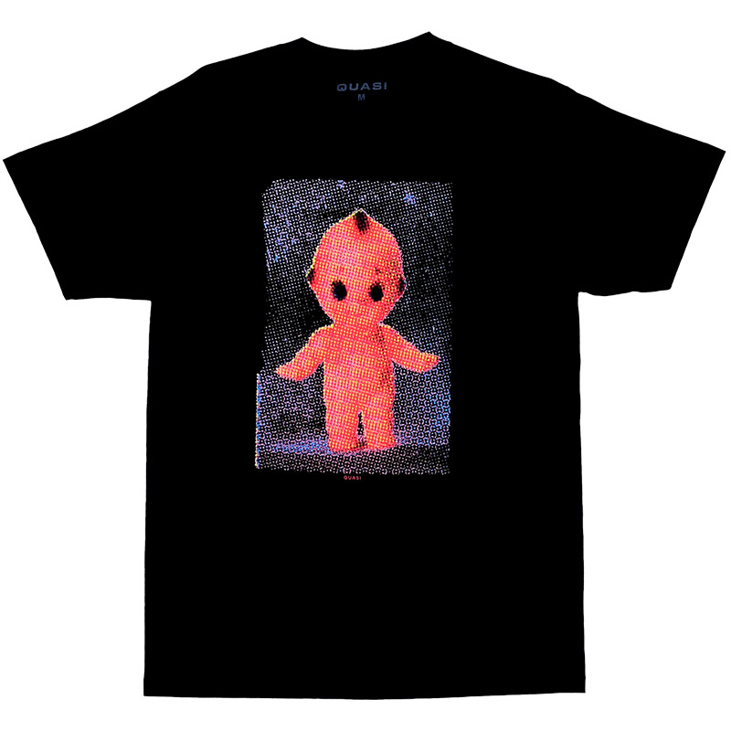 Quasi Trance T-Shirt Black