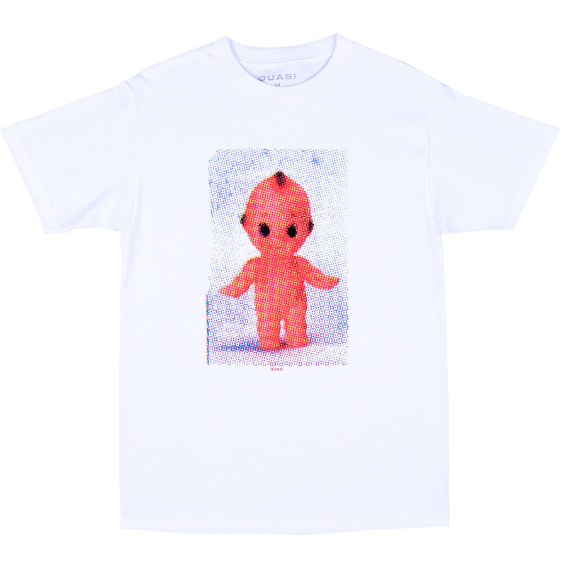 Quasi Trance T-Shirt White