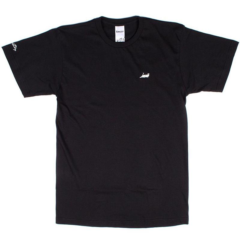 RIPNDIP Castanza T-Shirt Black