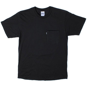 RIPNDIP Eat Me Pocket T-Shirt Black