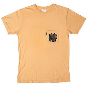 RIPNDIP Ring Around Nermal T-Shirt Cream Orange
