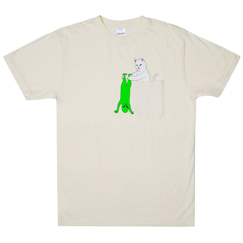 RIPNDIP Break Yo Self T-Shirt Natural