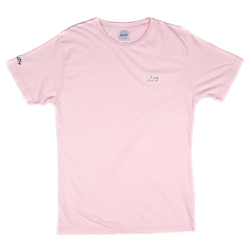 RIPNDIP Castanza T-Shirt Pink