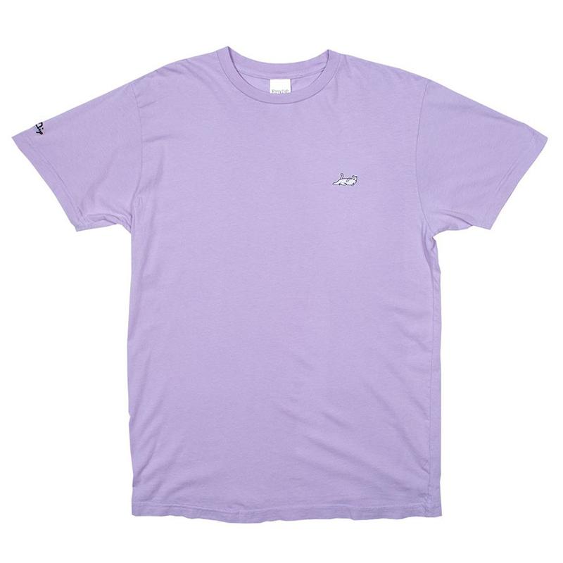 RIPNDIP Castanza T-Shirt Purple