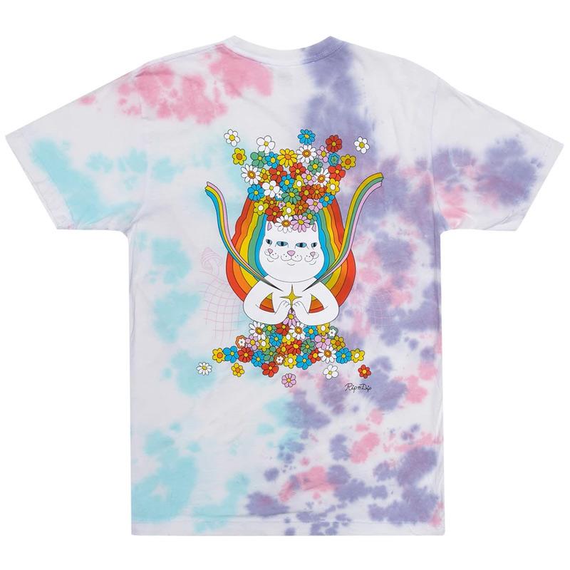 RIPNDIP Cerberus T-Shirt Cotton Candy Wash