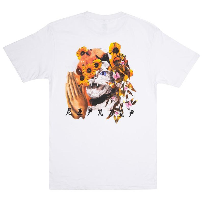 RIPNDIP Chaos T-Shirt White
