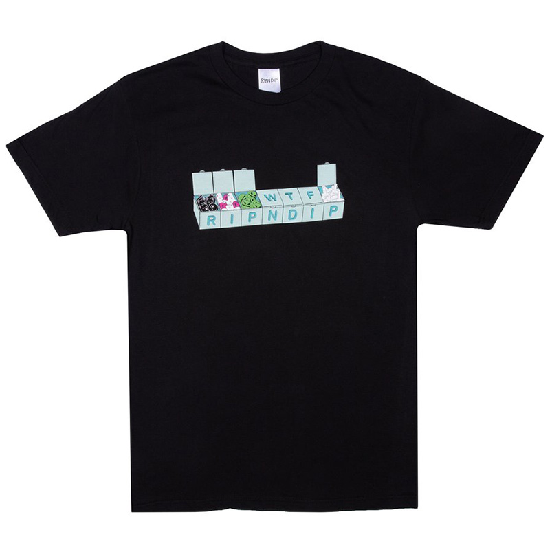 RIPNDIP Daily Dose T-Shirt Black